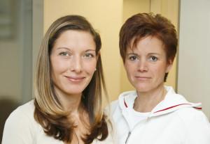 Frau Rabe und Frau Krones